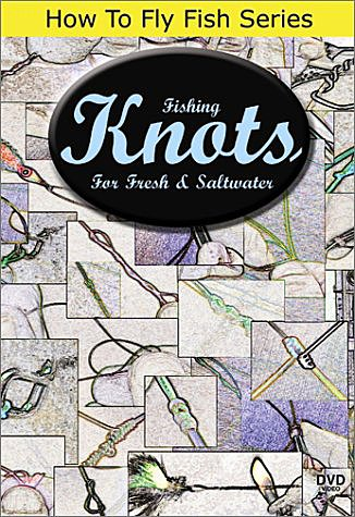 DVD-Fishing Knots for Fresh and Salt Water
