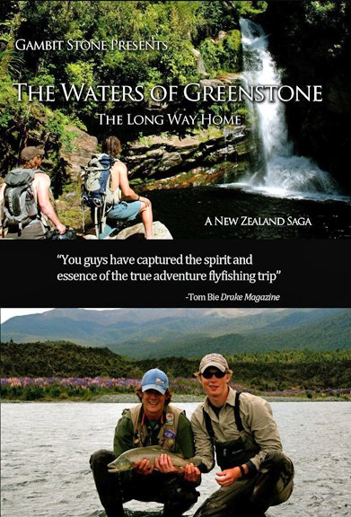 DVD-The Waters of Greenstone, A New Zealand Saga
