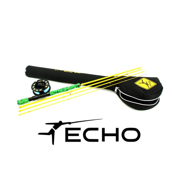 ECHO Gecko Kit #4/5 Rod, Reel and Case