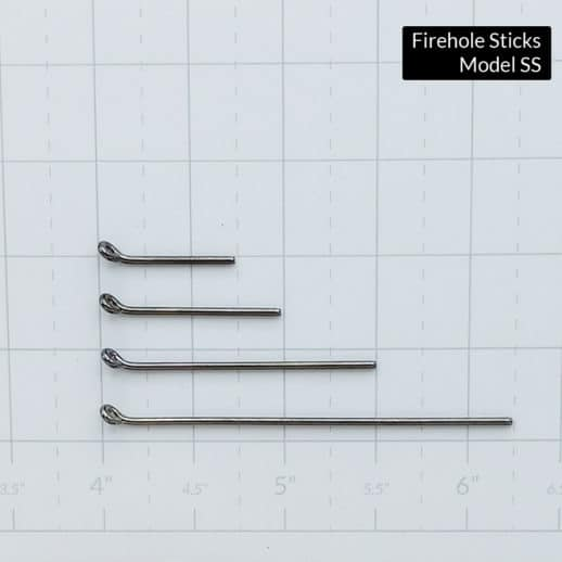Firehole Sticks SS Straight Shanks