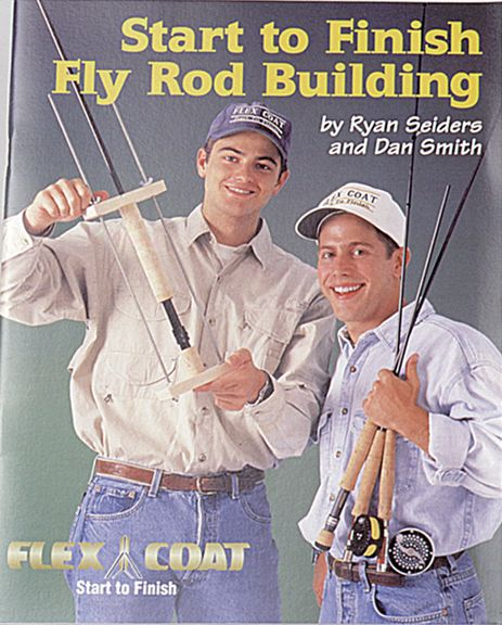 Book-Start To Finish Rod Building