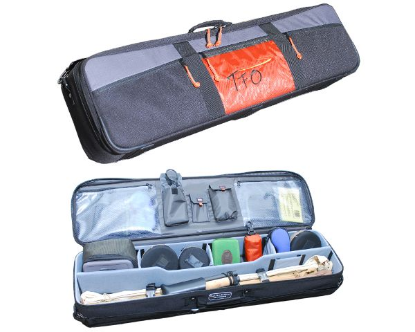 TFO Rod/Reel Travel Case