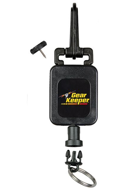 Gear Keeper Threaded Stud Mount -Med Force