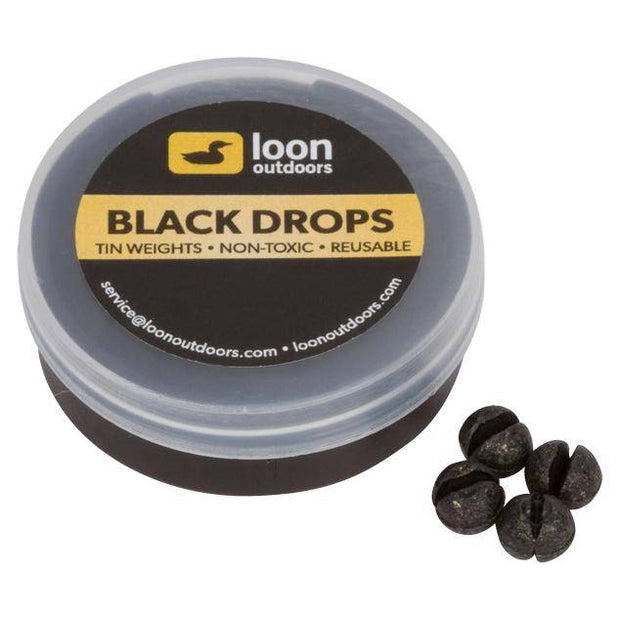 Loon Black Drops