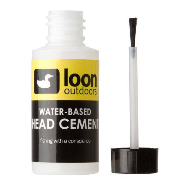 Loon WB Head Cement Bottle