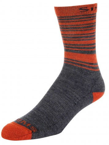 Simms Merino Lightweight Hiker Sock