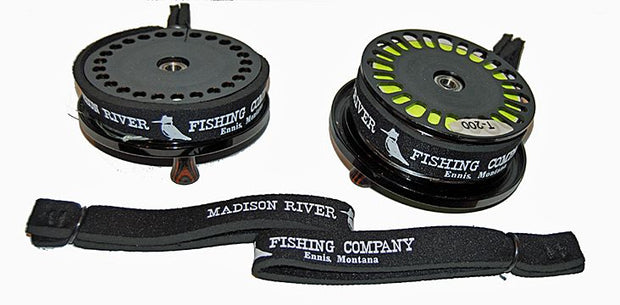 MRFC Logo Spool Bands-3 Pack