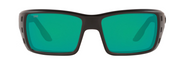 Costa Permit Sunglasses Blackout Green Mirror 580G