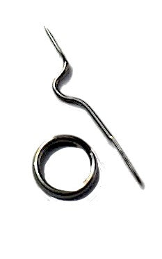 Ring Eye Hook Keeper