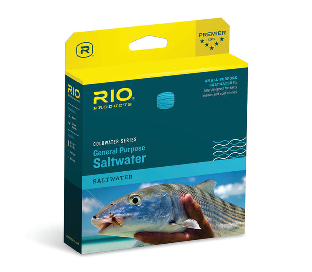Rio All Purpose Saltwater Line - WF6