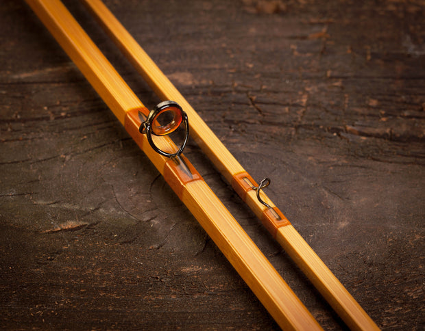"Sweetgrass Bamboo Fly Rod 5wt - 8'3"" - 3 pc Hex"