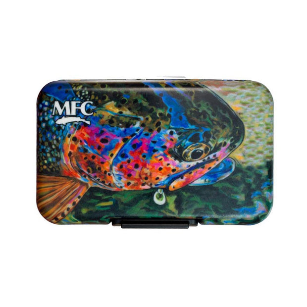 MFC Fly Box - Poly (Optional Leaf)