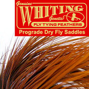 Whiting 1/4 Saddle