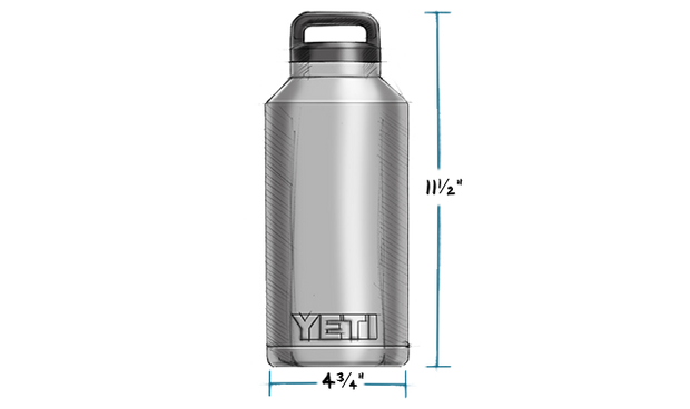YETI Rambler 64oz. MRFC Bottle