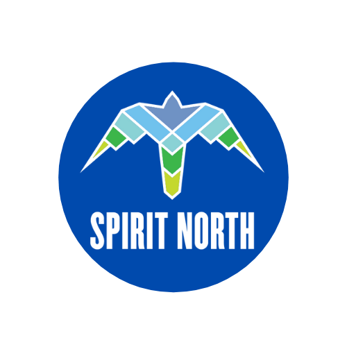 Spirit North Donation and Lunch with our Founder