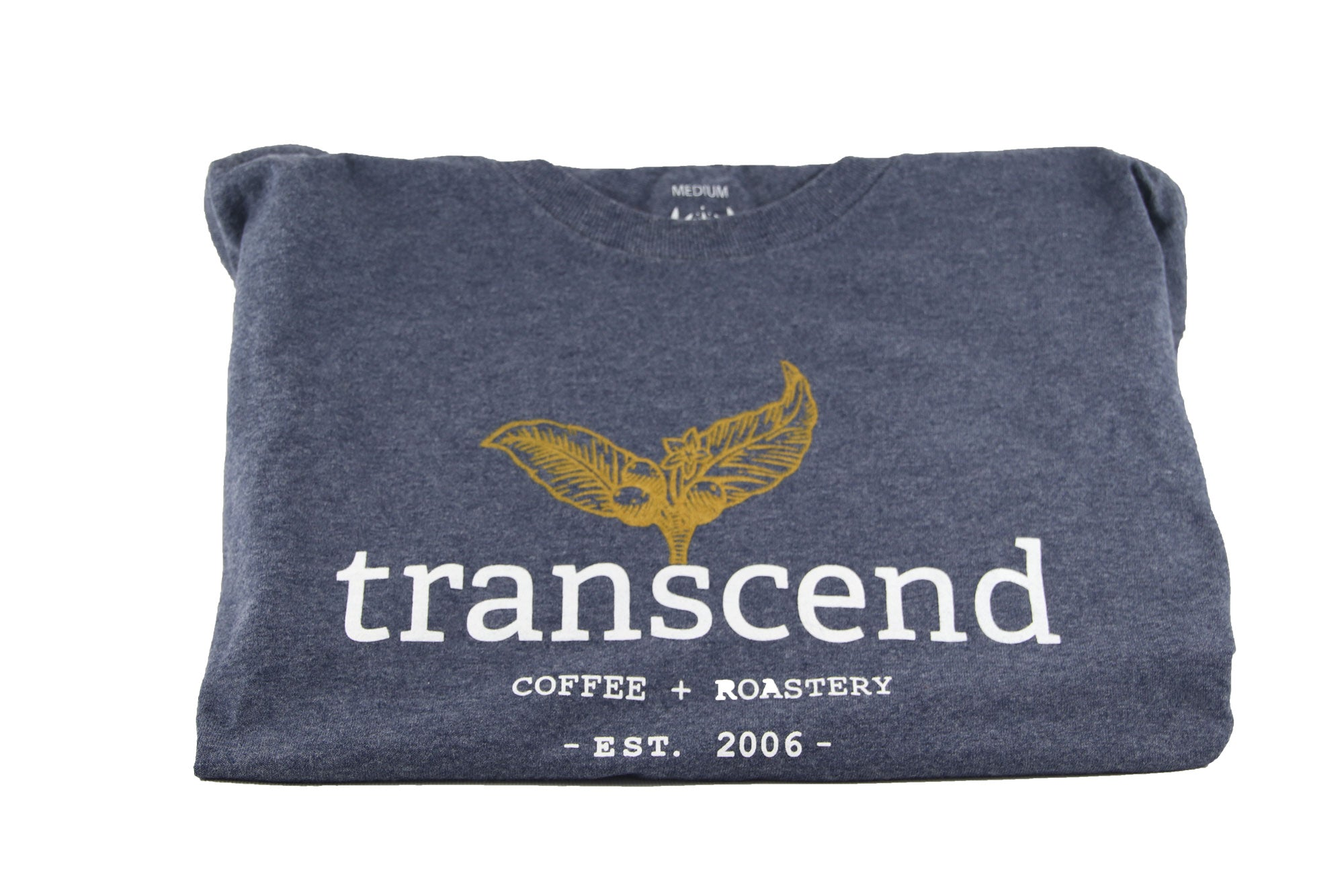 Transcend short sleeve t-shirt in grey