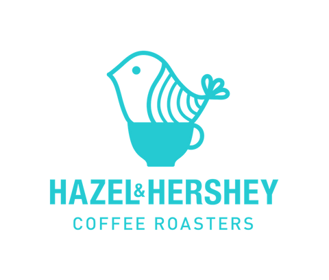 Hazel & Hershey Coffee Journal