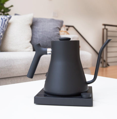 Fellow electric kettle coffee lovers Christmas gift