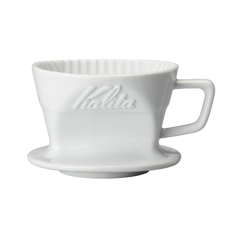 Kalita NK 101 Porcelain Dripper - Hazel & Hershey Coffee Roasters
