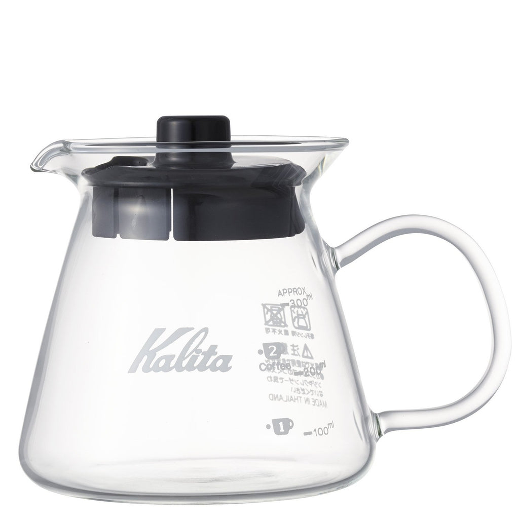 Kalita 300 Server G - Hazel & Hershey Coffee Roasters