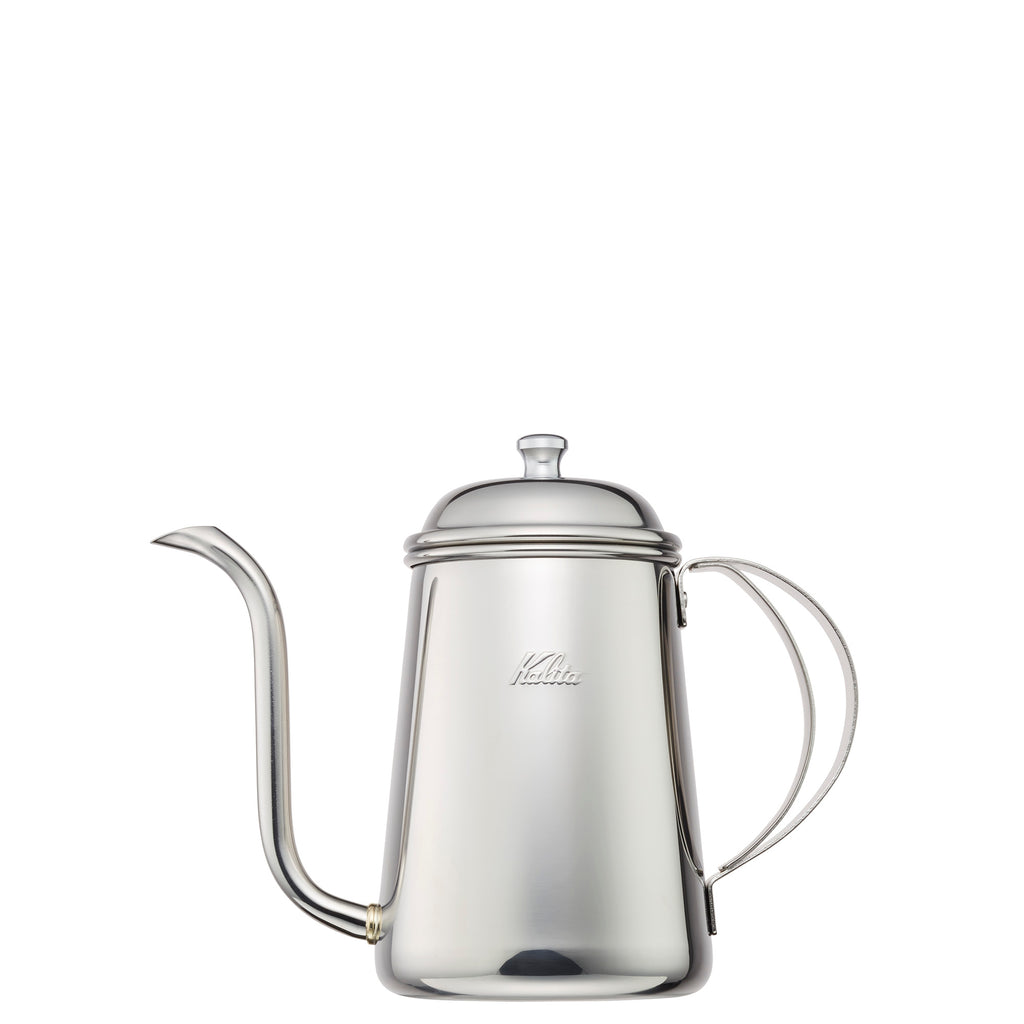 Kalita Stainless Thin-Spout Pot 0.7L - Hazel & Hershey Coffee Roasters