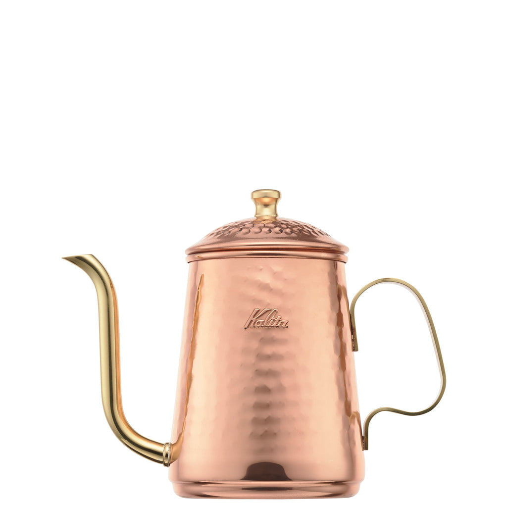Kalita Copper Pot 600 - Hazel & Hershey Coffee Roasters