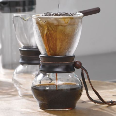 Hario Coffee Drip Pot