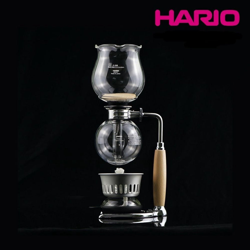 Hario Syphon Coffee Maker - Hana HCAF-2 - 100th Anniversary