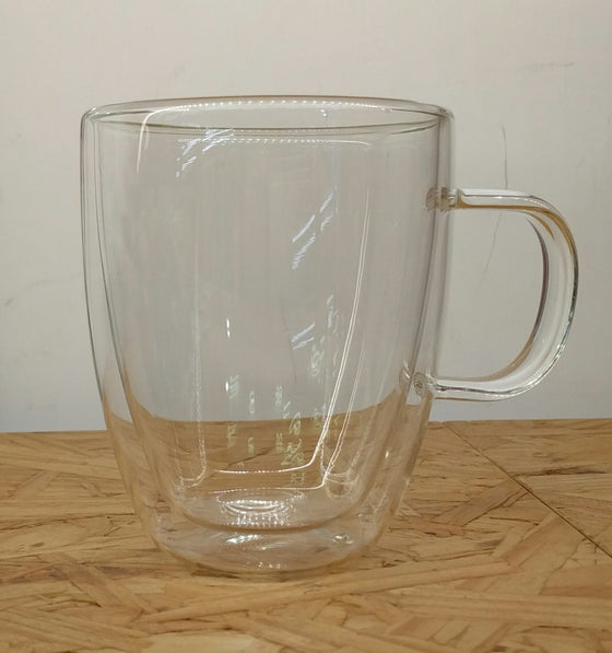 Double Wall Glass 14oz