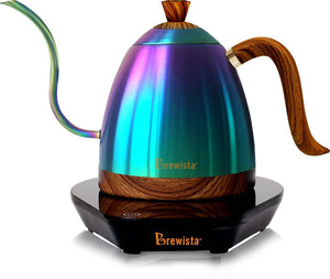 Brewista 600ml Digital Variable Temperature Gooseneck Kettle - Hazel & Hershey Coffee Roasters