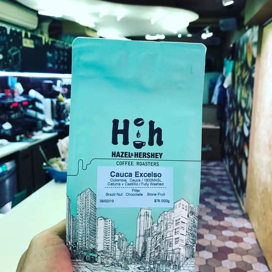 Colombia Cauca Excelso Washed