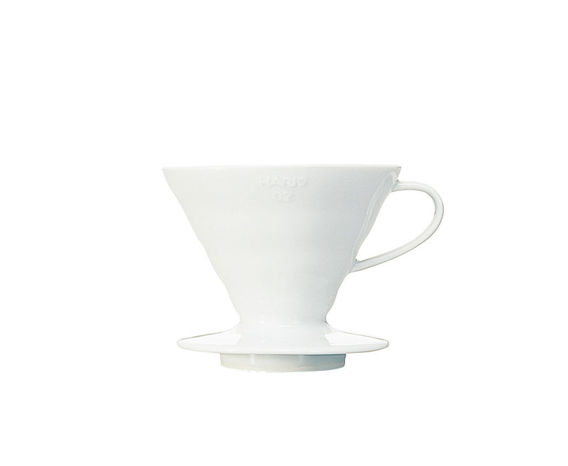 Hario V60 Ceramic Dripper - Hazel & Hershey Coffee Roasters