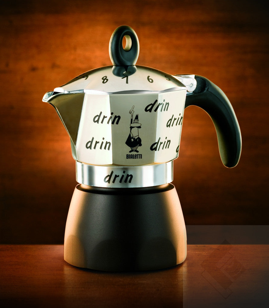 Bialetti Dama Art Series - Hazel & Hershey Coffee Roasters