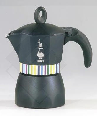 Bialetti Dama Rigata GIOIELLI Collection - Hazel & Hershey Coffee Roasters