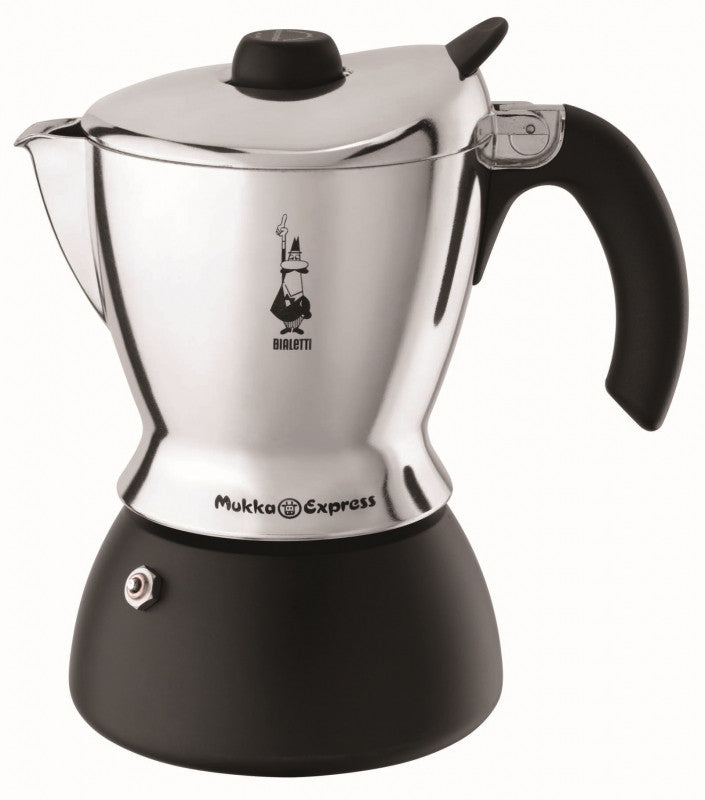 mukka express cappuccino maker instructions