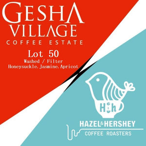 gesha village lot 50