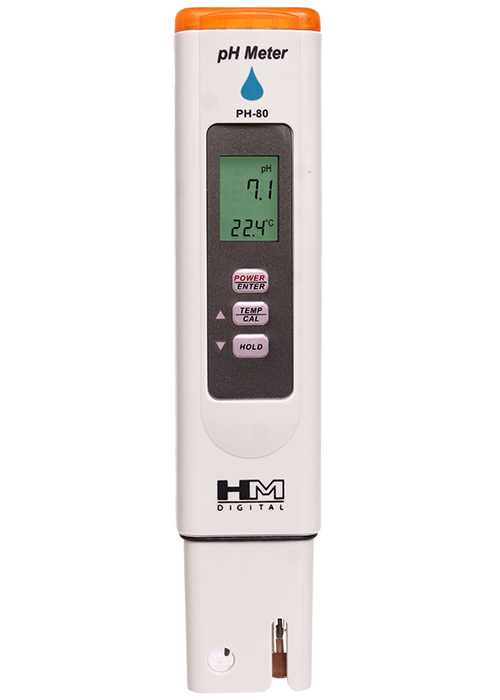 HM PH-80 pH HydroTester Series