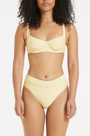 Signature Bracup Top - Lemon