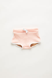 Mini Dolphin Hem Short - Blush