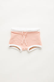 Mini Band Short - Blush