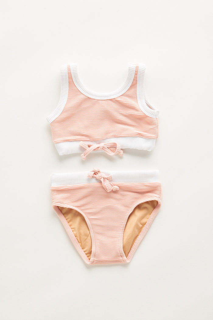 Mini Band Bikini - Blush