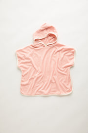 Mini Towel Pullover - Blush