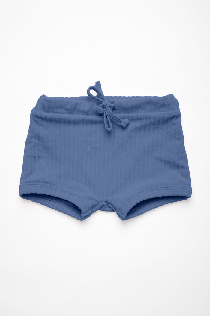 Mini Short - Blue