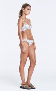 Sweeping Plains Bra Cup Bikini