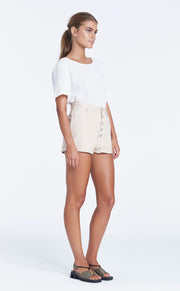 Cub Cuffed Denim Short