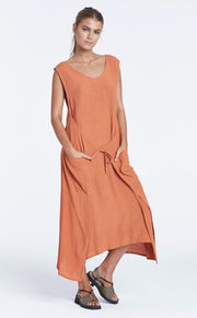 Sunshade Wrap Dress