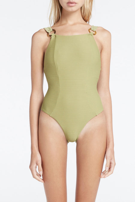 Easterly One Piece - Olive