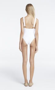 Northerly One Piece - White