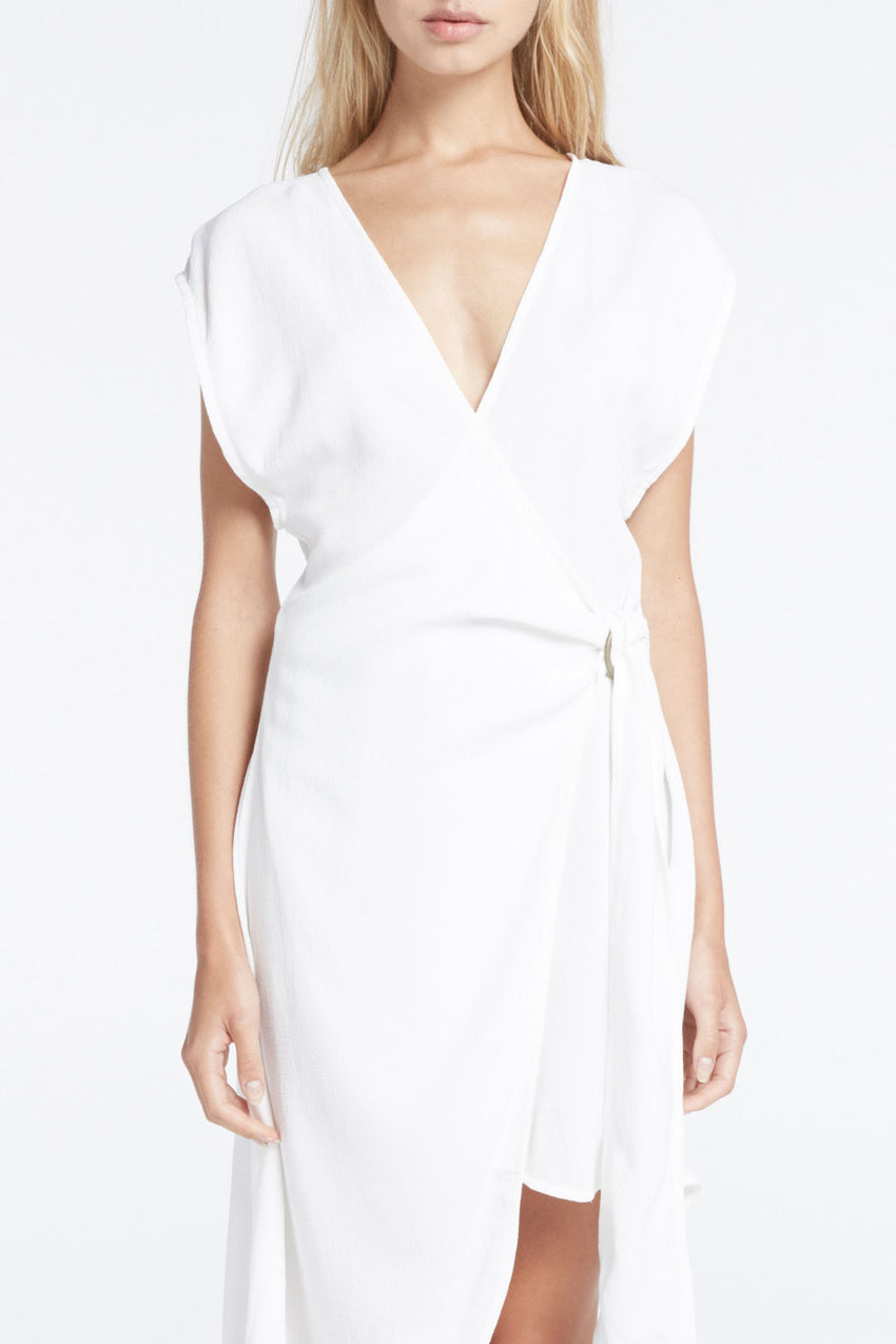 Northerly Wrap Dress