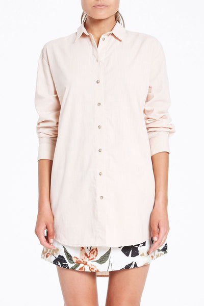 Noon Shirt - Rose